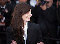 Actress Chiara Mastroianni at the gala screening for the film The Unknown Girl (La Fille Inconnue) at the 69th Cannes Film Festival, Wednesday 18th May 2016, Cannes, France. Photography: Doreen Kennedy