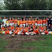 SV Loosdrecht voetbalkamp 1997