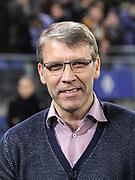 Fussball: Deutschland, 1. Bundesliga, Hamburger SV - BVB Borussia Dortmund, Hamburg, 20.11.2015<br /> <br /> Sportdirektor Peter Knäbel (HSV)<br /> <br /> © Torsten Helmke