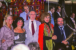 Fran Tate, Chris Calloway & Friends At Pepe's