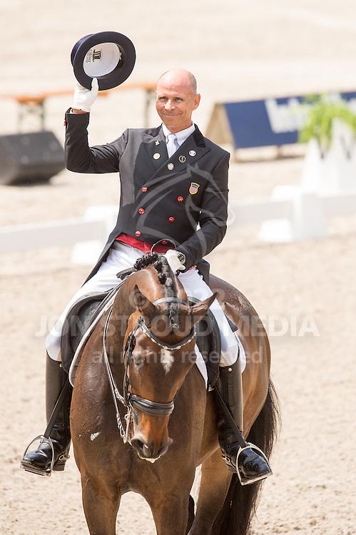 Steffen Peters (USA) & Legolas 92 - Dressage Grand Prix - CDIO5 - CHIO Rotterdam 2016 - Kralingse Bos, Rotterdam, Netherlands - 23 June 2016
