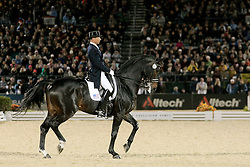 Steffen Peters (USA) and Ravel taking the bronze medal in the Kür<br /> Alltech FEI World Equestrian Games <br /> Lexington - Kentucky 2010<br /> © Dirk Caremans