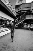 U2  - Adam Clayton - USA tour photosessions in Chicago - December 1981