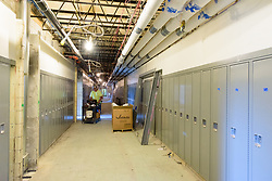 Central High School Bridgeport CT Expansion & Renovate as New. State of CT Project # 015-0174. One of 87 Photographs of Progress Submission 31, 8 September 2017