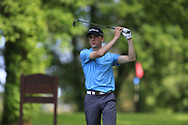 Eoin Sullivan (Carton House) during the final round of the Connacht Boys Amateur Championship, Oughterard Golf Club, Oughterard, Co. Galway, Ireland. 05/07/2019<br /> Picture: Golffile   Fran Caffrey<br /> <br /> <br /> All photo usage must carry mandatory copyright credit (© Golffile   Fran Caffrey)