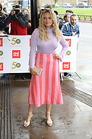 Emily Atack, The TRIC Awards 50th Anniversary 2019, The Grosvenor House Hotel, London, UK, 12 March 2019, Photo by Richard Goldschmidt