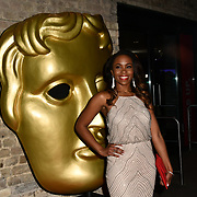 Kerry Boyne arrivers at the BAFTA Children's Awards 2018 at Roundhouse on 25 November 2018, London, UK.