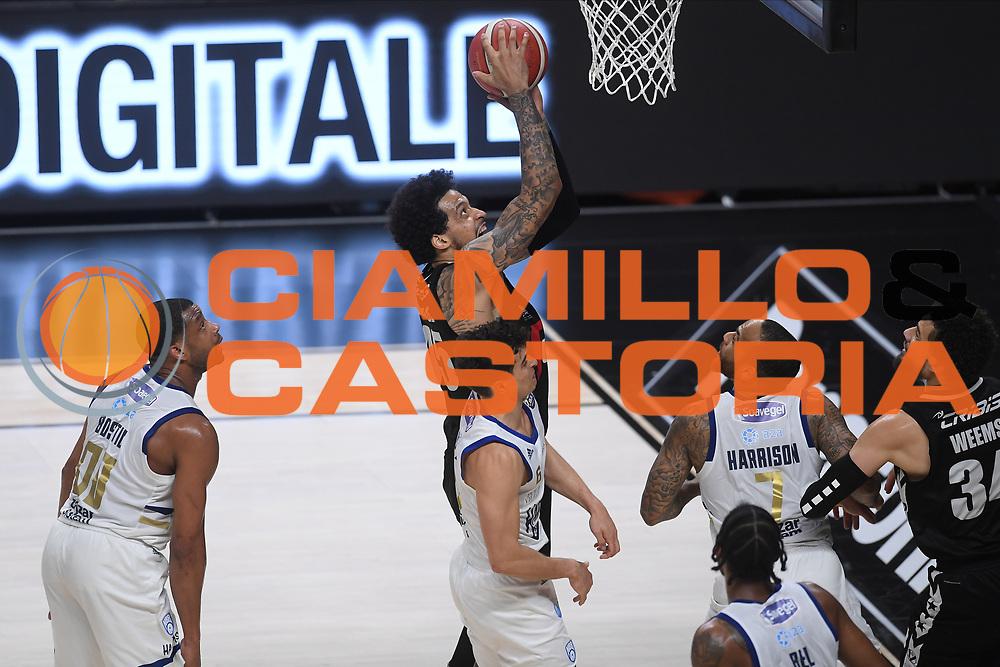 Gamble Julian<br /> Segafredo Virtus Bologna - Happy Casa Brindisi<br /> Semifinali - Gara 3<br /> Legabasket Serie A UnipolSAI 2020/2021<br /> Bologna, 02/06/2021<br /> Foto GiulioCiamillo / Ciamillo-Castoria