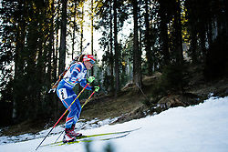 Gabriela Soukalova (CZE) during Women 12.5 km Mass Start at day 4 of IBU Biathlon World Cup 2015/16 Pokljuka, on December 20, 2015 in Rudno polje, Pokljuka, Slovenia. Photo by Ziga Zupan / Sportida