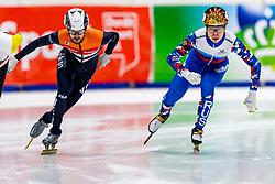 12-01-2019 NED: ISU European Short Track Championships 2019 day 2, Dordrecht<br /> Itzhak De Laat #27 NED