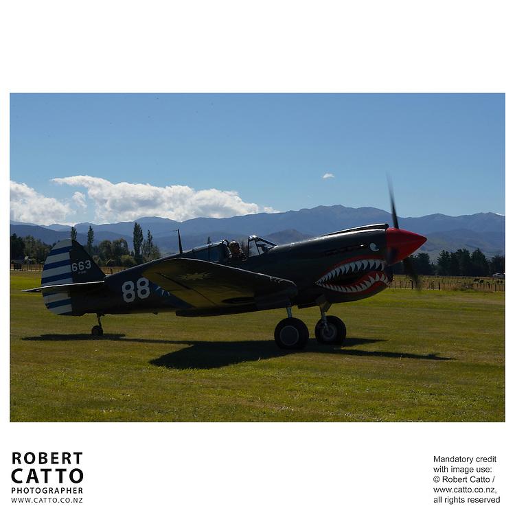Wings Over Wairarapa airshow, at Masterton on New Zealand's North Island.