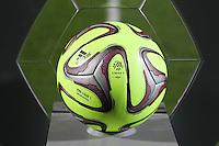 Illustration ballon officiel adidas ligue 1 - 03.12.2014 - Metz / Bordeaux - 16eme journee de Ligue 1 -<br />Photo : Fred Marvaux / Icon Sport