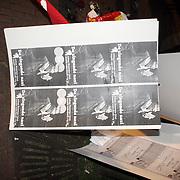 NLD/Amersfoort/20080216 - Concert 104 jarige Johannes Heesters, protestactie tegen zijn komst