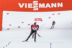 28.01.2018, Seefeld, AUT, FIS Weltcup Langlauf, Seefeld, FIS Weltcup Langlauf, 15 km Sprint, Herren, im Bild Dario Cologna (SUI) // Dario Cologna of Switzerland during men's 15 km sprint of the FIS cross country world cup in Seefeld, Austria on 2018/01/28. EXPA Pictures © 2018, PhotoCredit: EXPA/ Stefan Adelsberger