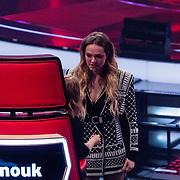 NLD/Hilversum/20180216 - Finale The voice of Holland 2018, Demi van Wijngaarden