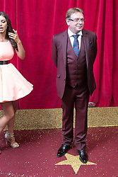 © Licensed to London News Pictures . 16/05/2015 .  The Palace Hotel , Manchester , UK . ADAM WOODYATT . The red carpet at the 2015 British Soap Awards , The Palace Hotel , Oxford Road , Manchester . Photo credit : Joel Goodman/LNP