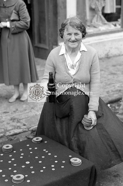 Puck Fair in 1950's..Picture by Daniel MacMonagle
