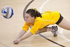 Rowan Women's Volleyball v Goucher