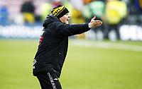 Fotball ,9. april 2012 , Adeccoligaen , 1. divisjon , Sarpsborg - Start 4-4<br /> trener Mons Ivar Mjelde , Start