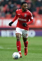 Charlton Athletic's Tarique Fosu