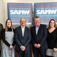 SAMW charity cheque presentations