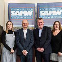 SAMW charity cheque presentations
