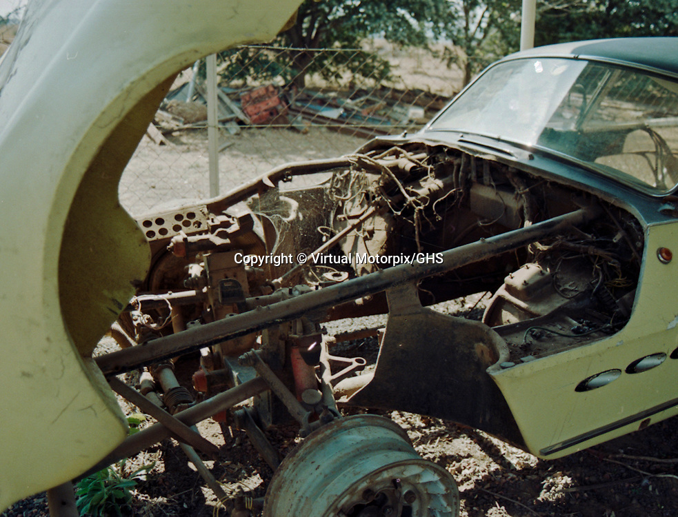 Ventury Tornado of Wally Vorlaufer of Johannesburg, South Africa, 1997