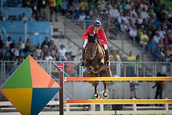 Guerdat Steve, SUI, Nino Des Buissonnets<br /> Olympic Games Rio 2016<br /> © Hippo Foto - Dirk Caremans<br /> 19/08/16