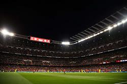 June 10, 2019 - Madrid, SPAIN - 190610 General view of play during the UEFA Euro Qualifier football match between Spain and Sweden on June 10, 2019 at Santiago Bernabeu Stadium in Madrid..Photo: Joel Marklund / BILDBYRÃ…N / kod JM / 87972 (Credit Image: © Joel Marklund/Bildbyran via ZUMA Press)