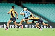 Jack Maddocks. NSW Waratahs v ACT Brumbies. 2021 Super Rugby AU Round 7 Match. Played at Sydney Cricket Ground on Friday 2 April 2021. Photo Clay Cross / photosport.nz
