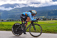 Shari Bossuyt (Belgium) during the 2018 UCI Road World Championships, Women Juniors Individual Time Trial 20 km on September 24, 2018 in Innsbruck, Austria - Photo Dario Belingheri / BettiniPhoto / ProSportsImages / DPPI