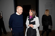 ANTHONY D'OFFAY; MARIE-LOUISE LABAND, Exposed: Voyeurism, Surveillance and the Camera<br /> Tate Modern, London. OPENING AND DINNER.- 26 MAY 2010.  -DO NOT ARCHIVE-© Copyright Photograph by Dafydd Jones. 248 Clapham Rd. London SW9 0PZ. Tel 0207 820 0771. www.dafjones.com.