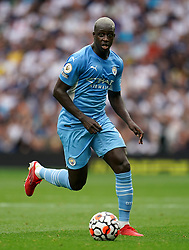 File photo dated 15-08-2021 of Manchester City's Benjamin Mendy. Mendy has again been refused bail ahead of his trial accused of raping two women and sexually assaulting a third. Issue date: Monday October 11, 2021.