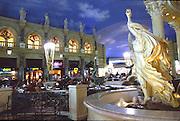 Ceasar's Palace, Mall,  Las Vegas, Nevada<br />