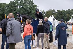 ROCKX$ndreas, DEN, Jovian<br /> World Championship Young Horses Verden 2021<br /> © Hippo Foto - Dirk Caremans<br />  29/08/2021