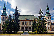 Bazylika katedralna Wniebowzięcia Najświętszej Maryi Panny w Kielcach<br /> Basilica of st, Mary`s, Kielce