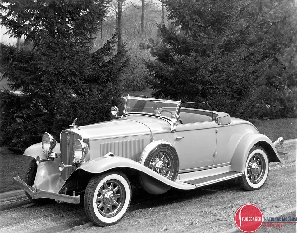 1932 Studebaker Commander Roadster