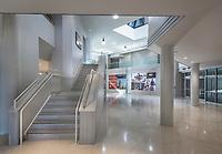 Architectural interior image of 901 N. Stuart Atrium Lobby in Arlington VA by Jeffrey Sauers of CPI Productions