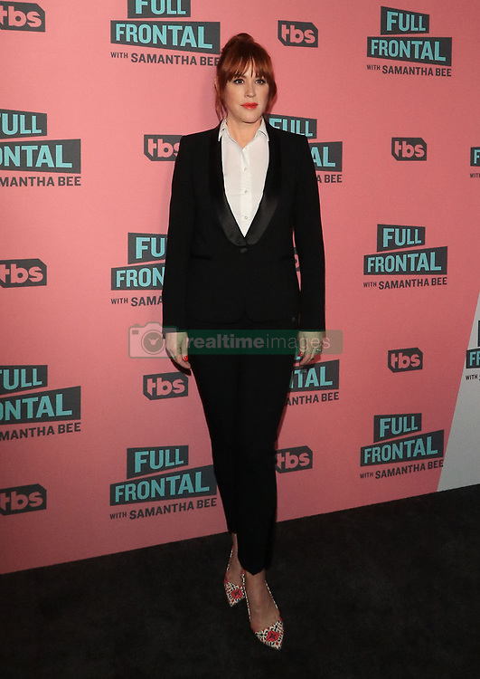 """Molly Ringwald at the TBS Television Network For Your Consideration Event for """"Full Frontal With Samantha Bee"""" held at the Writers Guild Theater in Beverly Hills."""