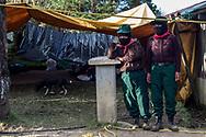 EZLN durante il ConCiencias.