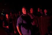 Operai della Trw  in corteo dopo la notizia della chiusura della fabbrica.<br /> Livorno 17 ottobre  2014 . Daniele Stefanini /  OneShot