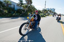 Daytona Bike Week. FL, USA. March 14, 2014.  Photography ©2014 Michael Lichter.