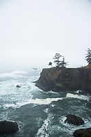 Natural Bridges. Samuel H. Boardman State Park, Oregon.
