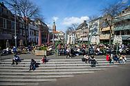 Den Haag. Grote Markt.  Foto: Gerrit de Heus