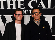 """13 February 2020 - Hollywood, California - Conrad Ricamora at the World Premiere of twentieth Century Studios """"The Call of the Wild"""" Red Carpet Arrivals at the El Capitan Theater."""