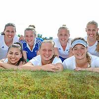 2018 - 1. Damen: Mannschaftsfotos