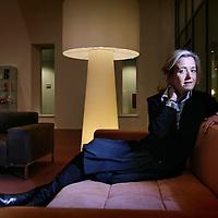 Nederland, Amsterdam , 17 december 2009..Notaris Annerie M.J.M Ploumen, notaris bij Van Doorne...Foto:Jean-Pierre Jans