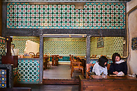 Japon, île de Honshu, région de Kansaï, Kyoto, café restaurant Sarasa, ancien Onsen // Japan, Honshu island, Kansai region, Kyoto, Sarasa coffe and restaurant