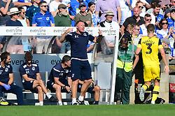 Bristol Rovers manager Graham Coughlan - Mandatory by-line: Dougie Allward/JMP - 24/08/2019 - FOOTBALL - Memorial Stadium - Bristol, England - Bristol Rovers v Oxford United - Sky Bet League One