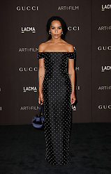2018 LACMA Art + Film Gala at LACMA on November 3, 2018 in Los Angeles, California. CAP/MPI/IS ©IS/MPI/Capital Pictures. 03 Nov 2018 Pictured: Zoe Kravitz. Photo credit: IS/MPI/Capital Pictures / MEGA TheMegaAgency.com +1 888 505 6342